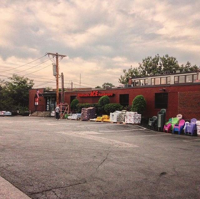 R W Shattuck & Company: 24 Mill St, Arlington, MA