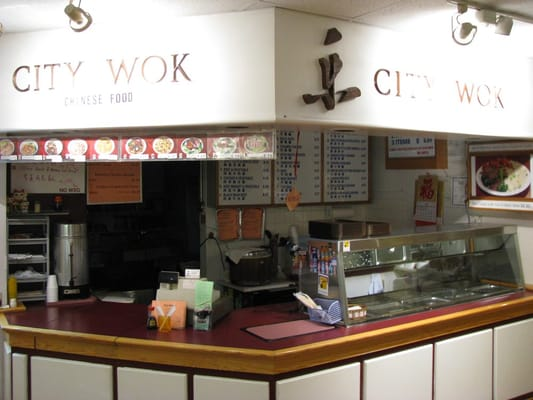 City Wok Restaurant Chinese 530 Hornby St Downtown