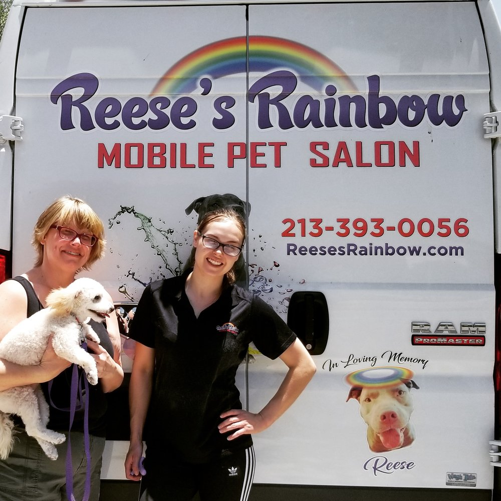 Reese's Rainbow Mobile Pet Salon