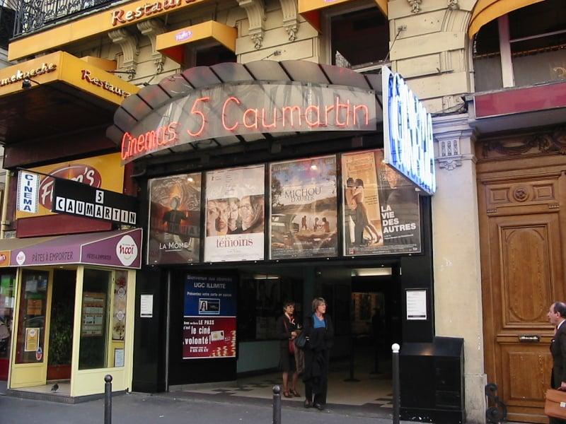 5 caumartin 16 reviews cinemas 101 rue saint lazare saint lazare grands magasins paris - Restaurant saint lazare paris ...