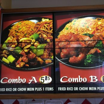 Photo Of Louie S Chinese Cuisine Wilmington Ca United States One Item Combo