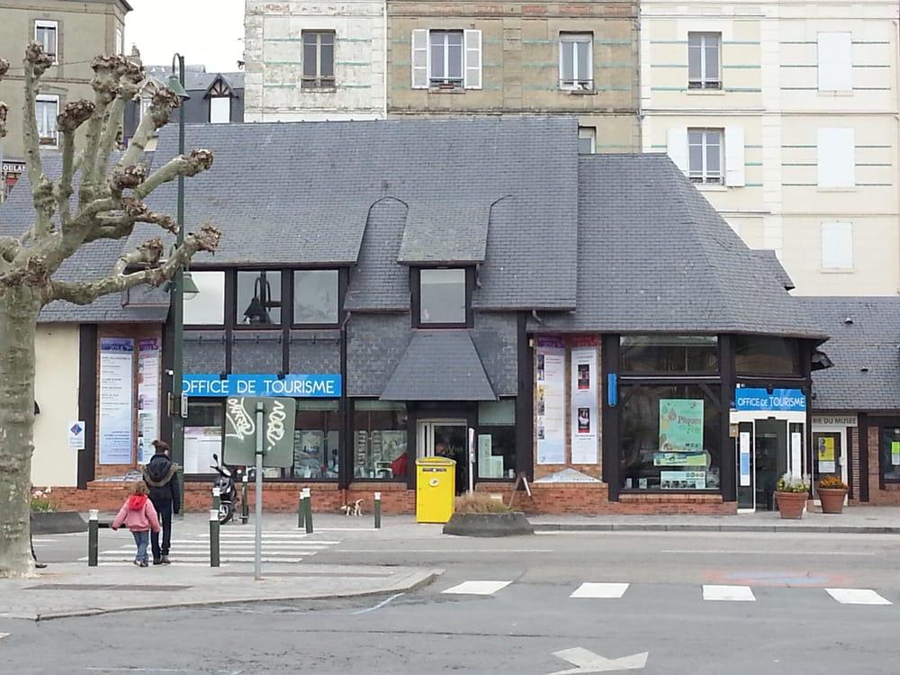 Office du tourisme excurs es 32 boulevard fernand - Office du tourisme de deauville trouville ...