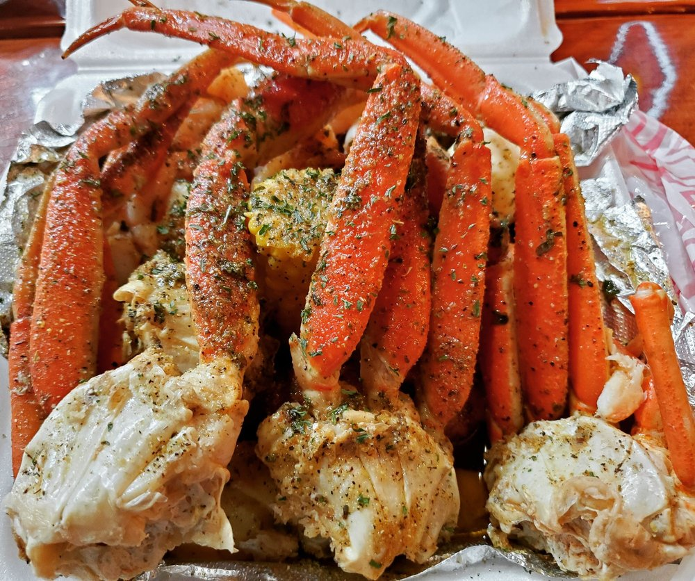AristaCrab Seafood Restaurant: 4106 State St, Salem, OR