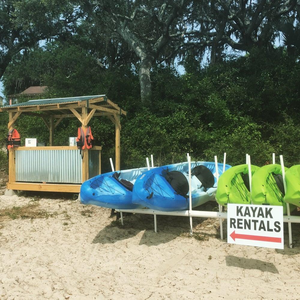 Friends Of Camp Helen-Kayak Rental: 23937 Panama City Beach Pkwy, Panama City Beach, FL