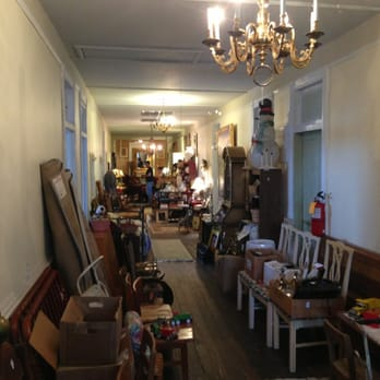 Photo Of Mountain View Hotel Antiques Easley Sc United States Main Hallway