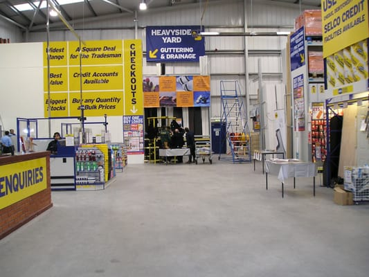 Selco Builders Warehouse Building Supplies Unit 8b Alexandria