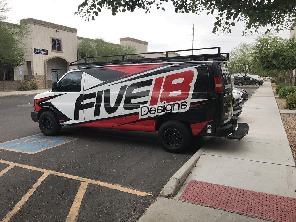 Five18 Designs
