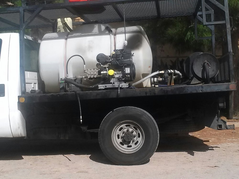 Sun City Powerwash: 15420 Hunnicutt Rd, El Paso, TX