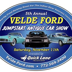 Quick Lane At Velde Ford Tires US Hwy Vero Beach FL - Vero beach car show