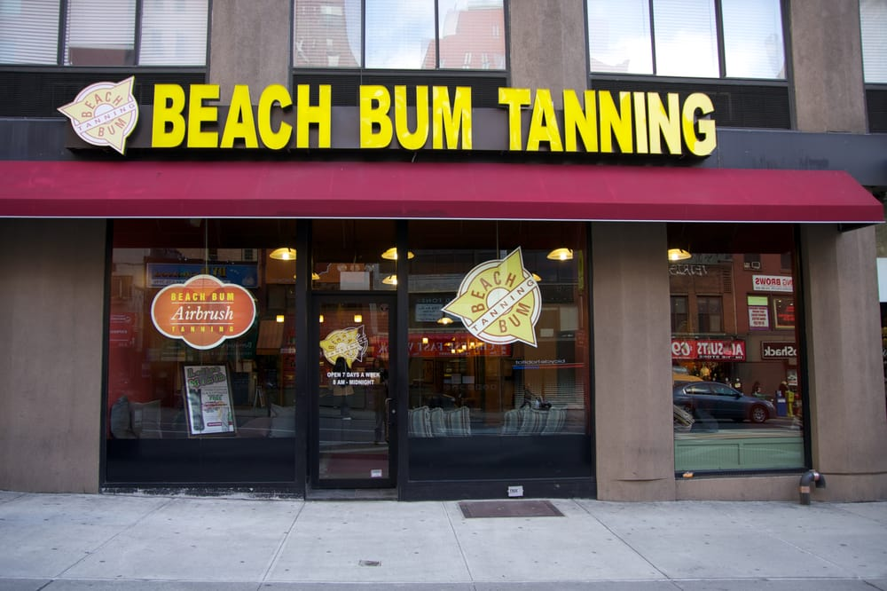 Beach Bum Tanning Chelsea: 239 7th Ave, New York, NY