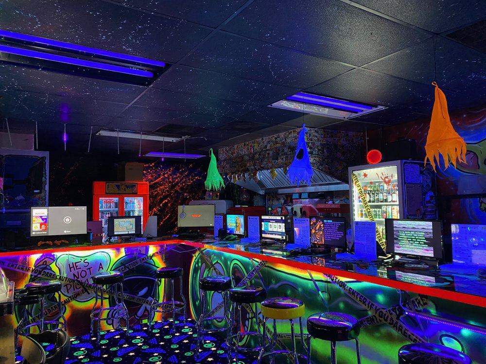 Arcade Monsters Palm Bay: 4590 Babcock St NE, Palm Bay, FL