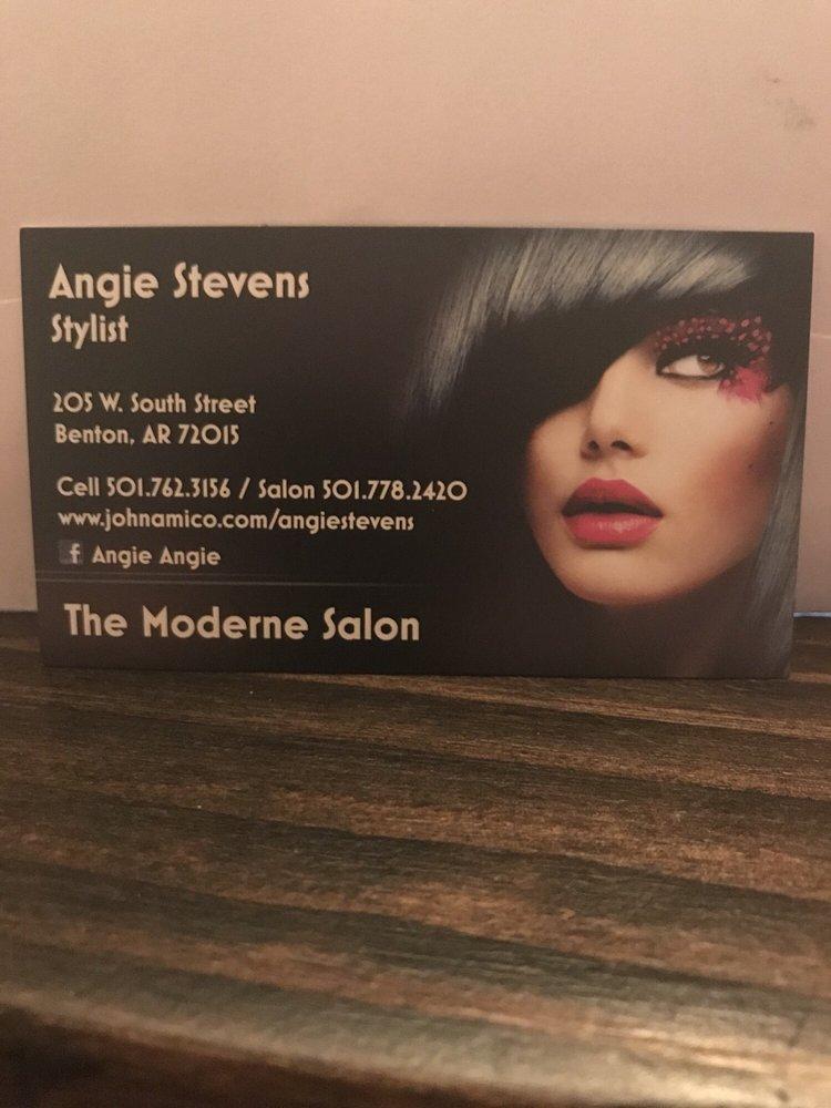 Moderne Salon: 205 W South St, Benton, AR