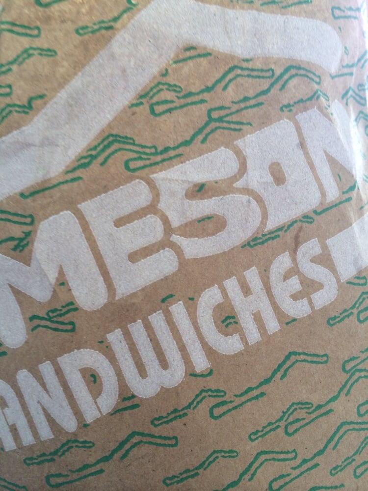 El Meson Sandwiches: Carretera 128 S/N, Yauco, PR