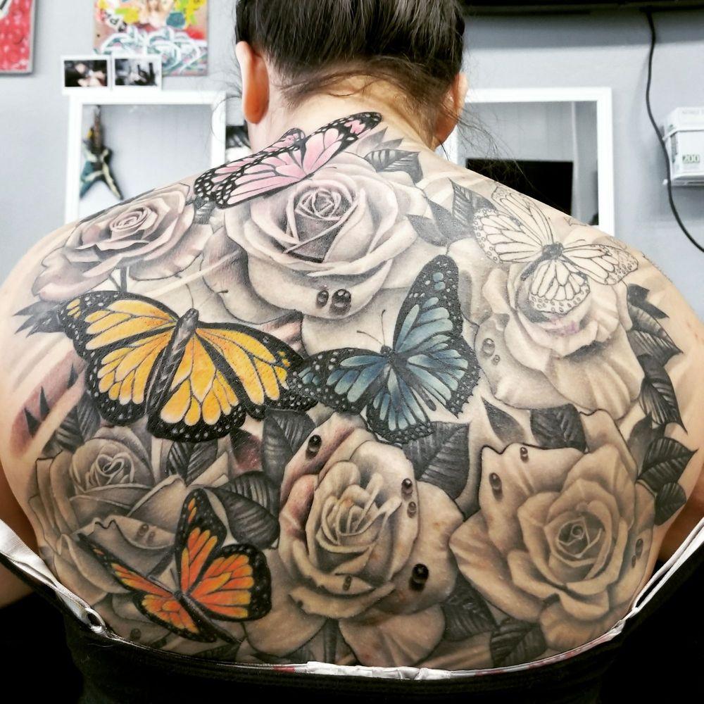 OA Tattoos: 2665 Blossom St, Dos Palos, CA