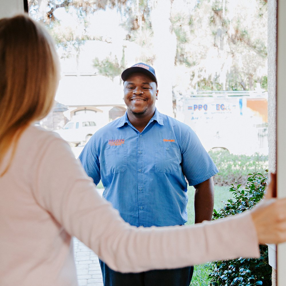 Pro-Tech Air Conditioning & Plumbing Service: 3599 W Lake Mary Blvd, Lake Mary, FL