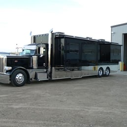 Outlaw welding mechanical services 12 photos for Custom motor coach builders