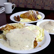 En Fried Steak Photo Of Paul S Country Kitchen Placentia Ca United States