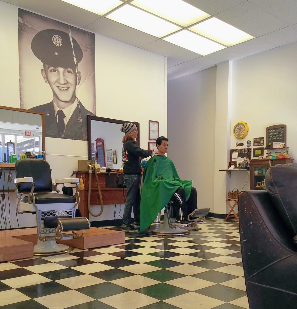 Dinunzio's Barber Shop: 33 E Main St, Palmyra, PA