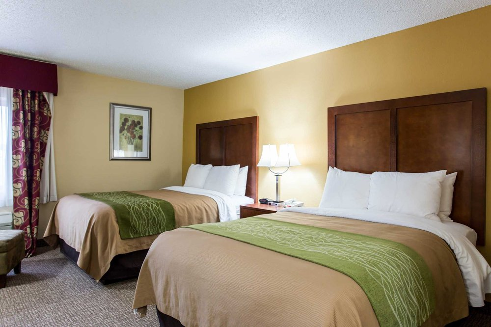 Comfort Inn: 911 Bush River Rd, Columbia, SC