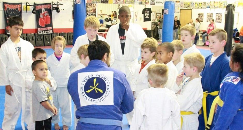 Mid-America Martial Arts: 14951 Chandler Rd, Omaha, NE