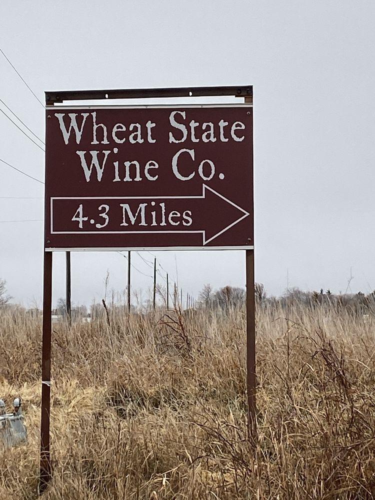 Wheat State Wine: 23622 Springhill Farm Dr, Winfield, KS