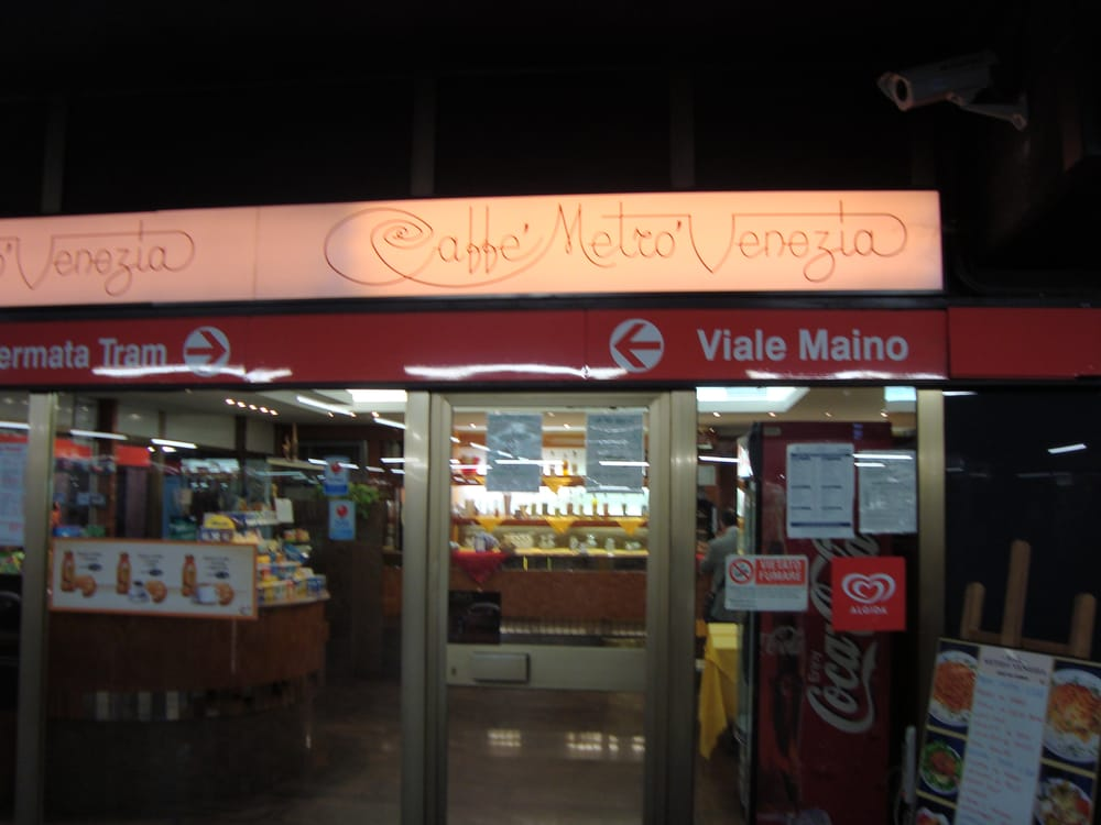 Caff metr venezia caff m1 porta venezia palestro for Porta venezia metro