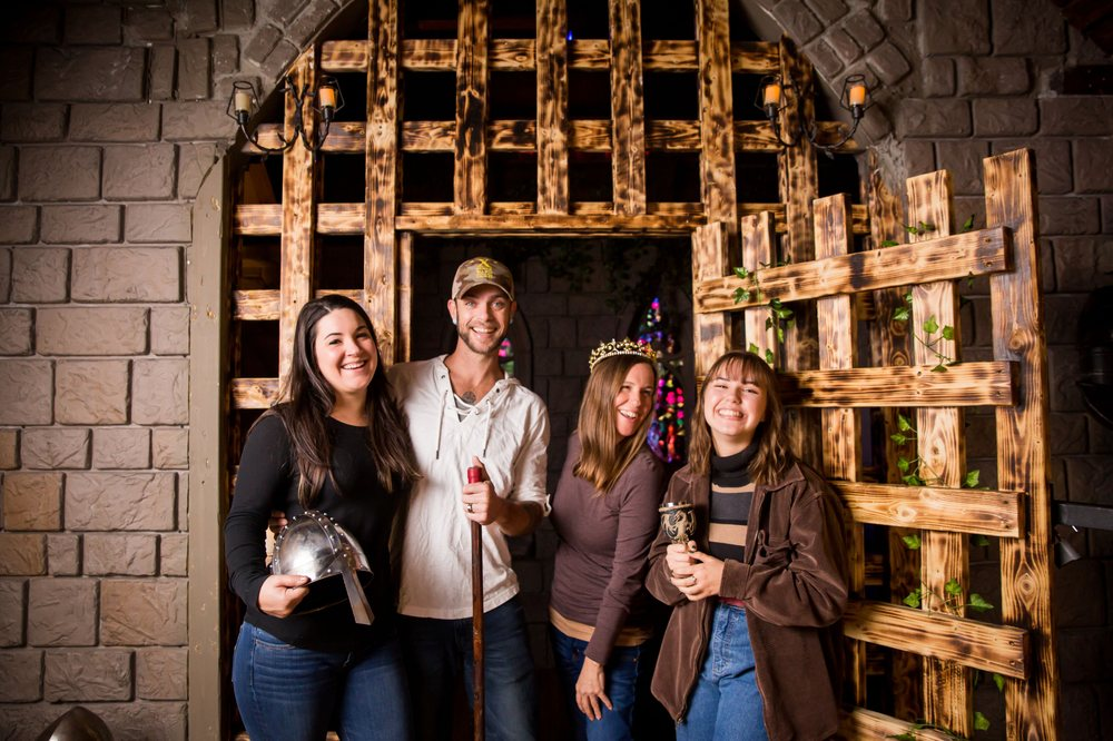 Social Spots from Clue IQ An Escape Room Experience