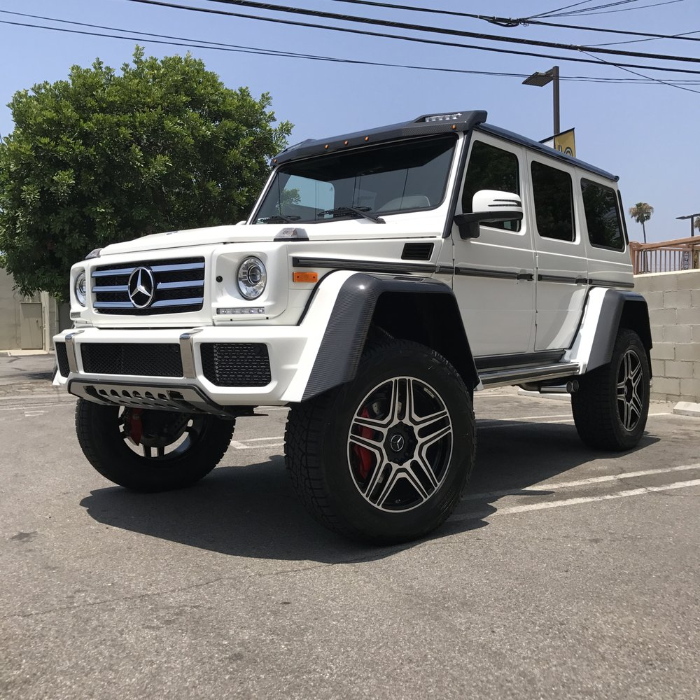 2018 mercedes benz g550 4x4 squared yelp for Mercedes benz g550 4x4 squared