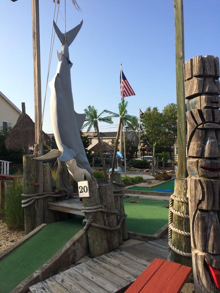 Mr. Tees Family Fun Center: 18 West 18th St, Beach Haven, NJ