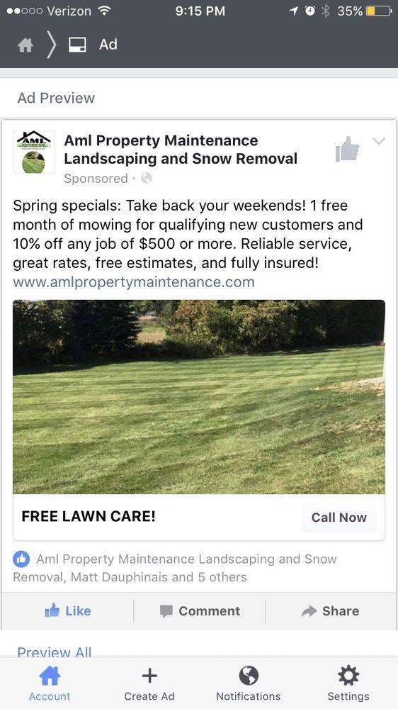 AML Property Maintenance: Baldwinsville, NY