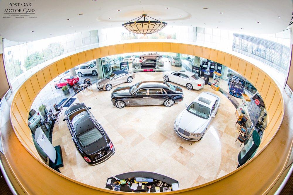 Post Oak Motor Cars: 1530 W Loop S, Houston, TX