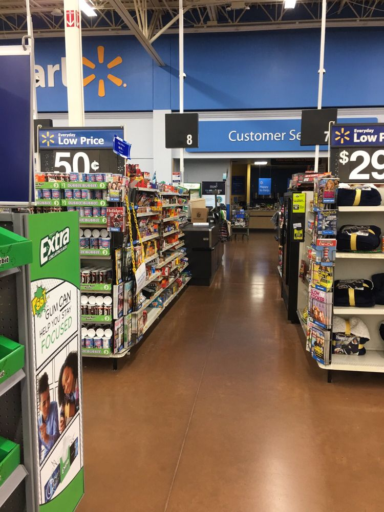 Walmart: 2915 W Market St, Johnson City, TN