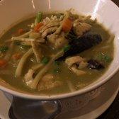 Photo Of Thai Dishes Manhattan Beach Ca United States Green Curry En