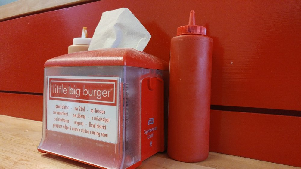Little Big Burger: 930 NW 23rd Ave, Portland, OR