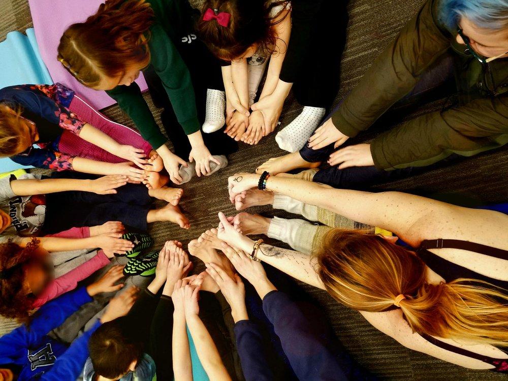 Samskara Yoga & Healing: 22000 Dulles Retail Plz, Sterling, VA