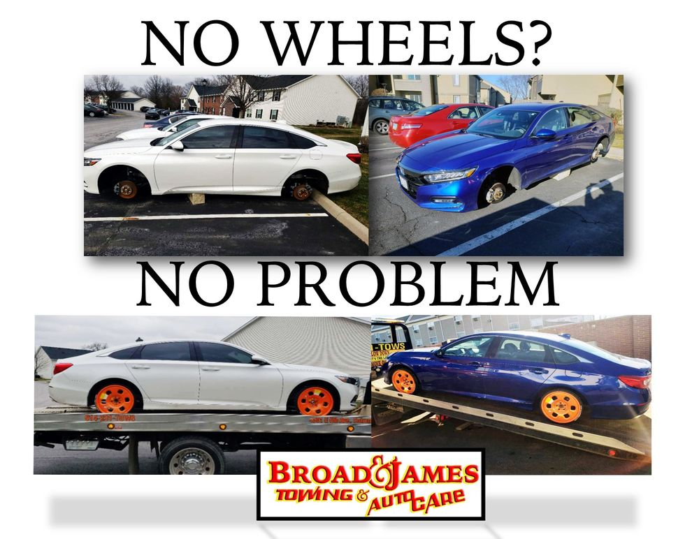 Towing business in Gahanna, OH