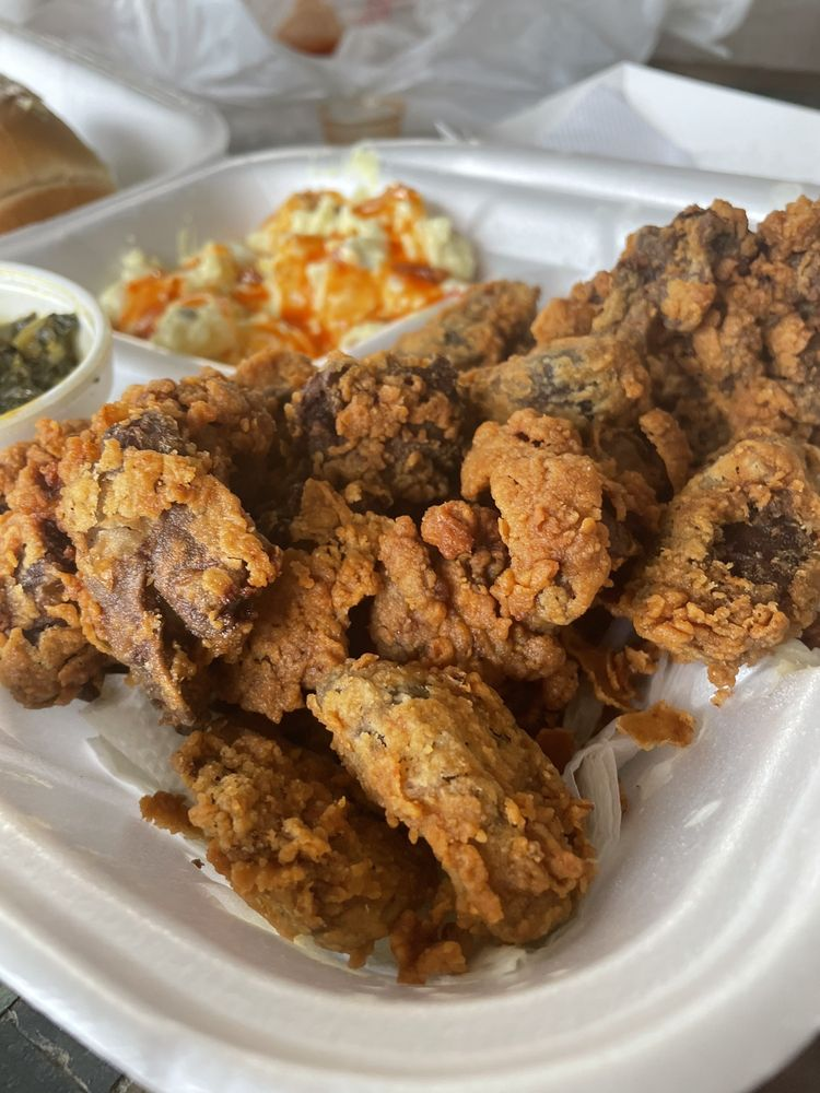 Homestyle Chicken N Fish: 404 E Hinson Ave, Haines City, FL