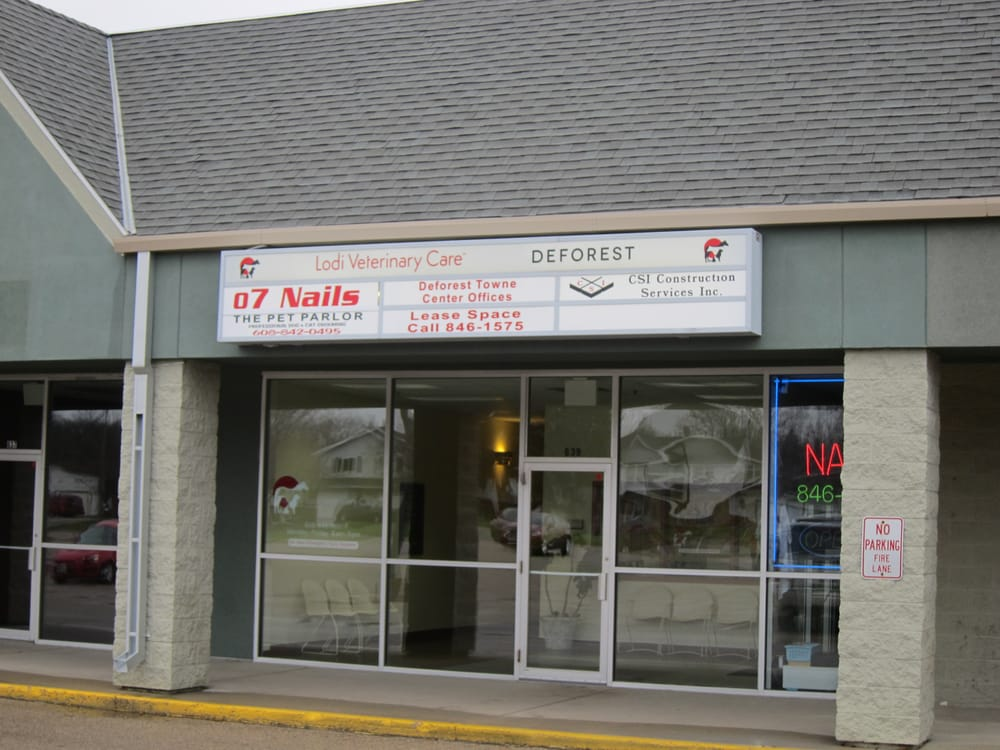 07 Nails: 639 S Main St, DeForest, WI