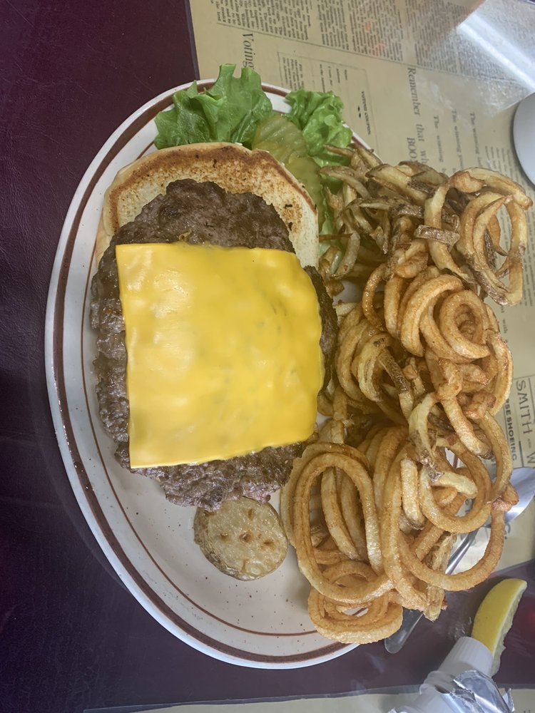 Farlaino's Cafe: 87 W Main St, Price, UT