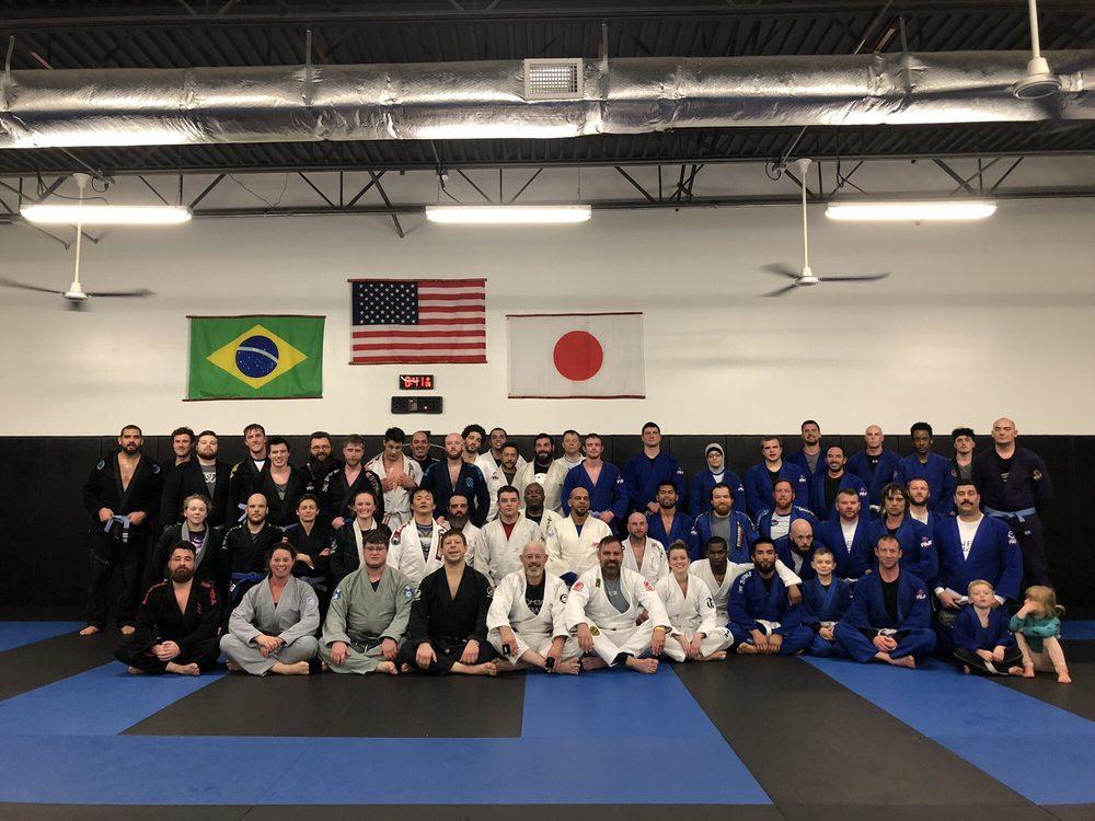 Magic Brazilian Jiu-jitsu: 2824 E Grand River Ave, Lansing, MI