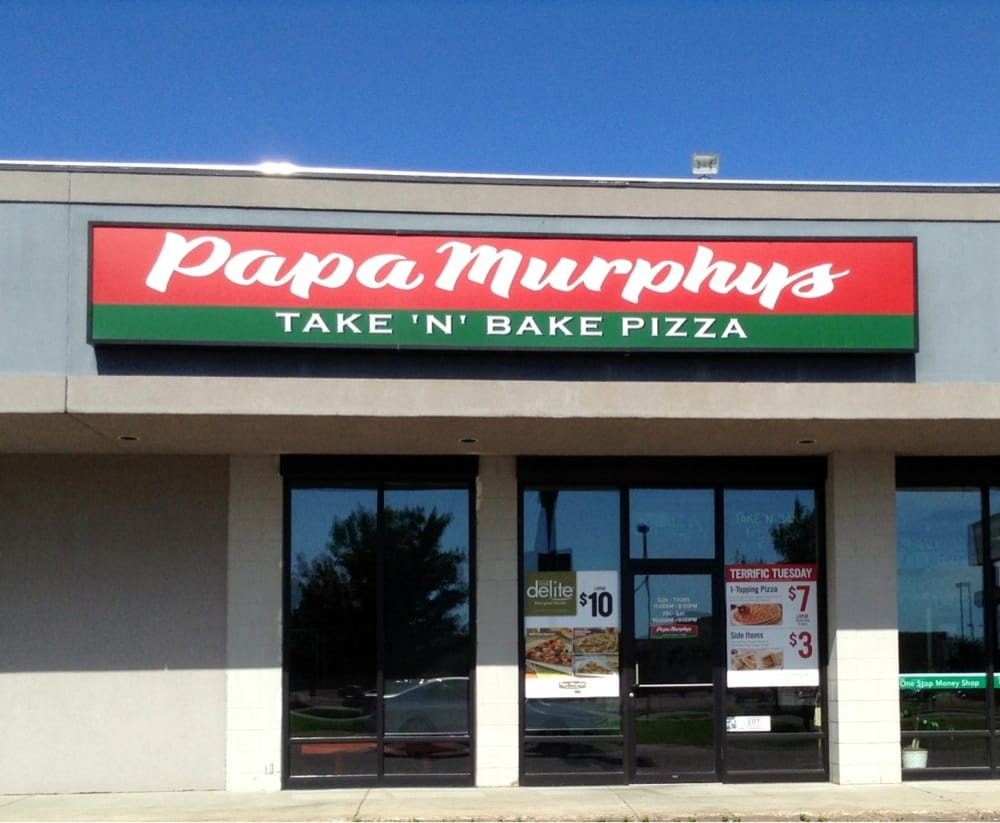 Papa Murphy's: 1801 North Main Street, Mitchell, SD