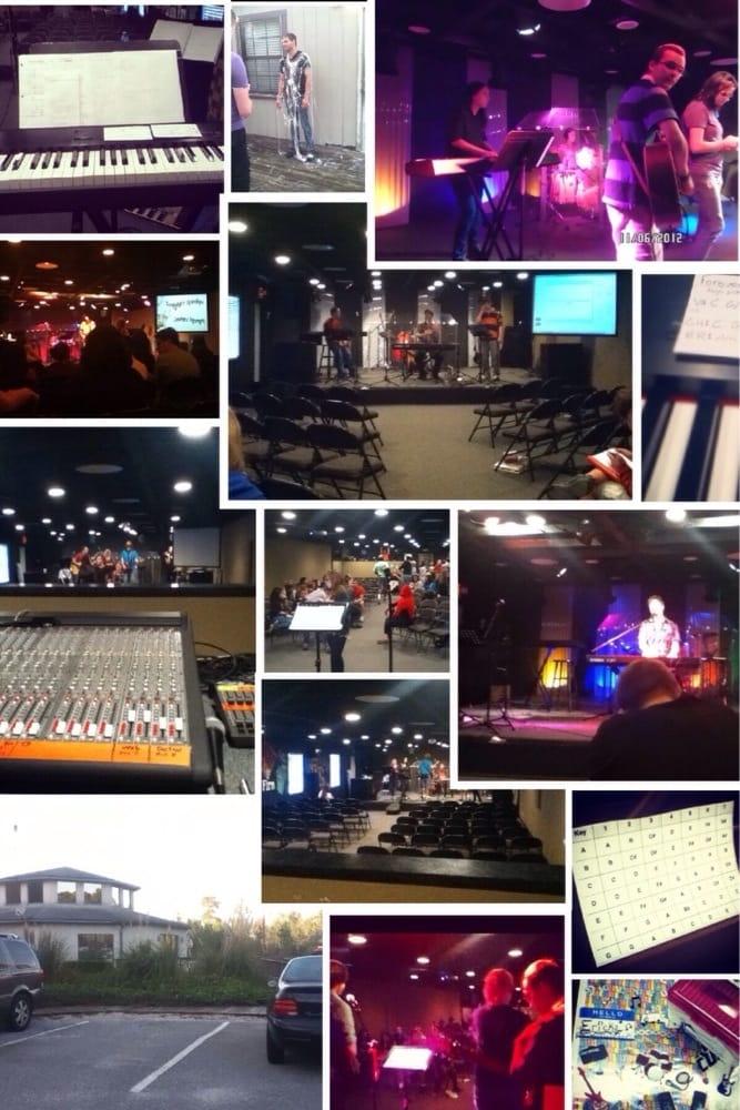 Rock Ministry for Youth: Lighthouse Radio Station, Kingsland, GA