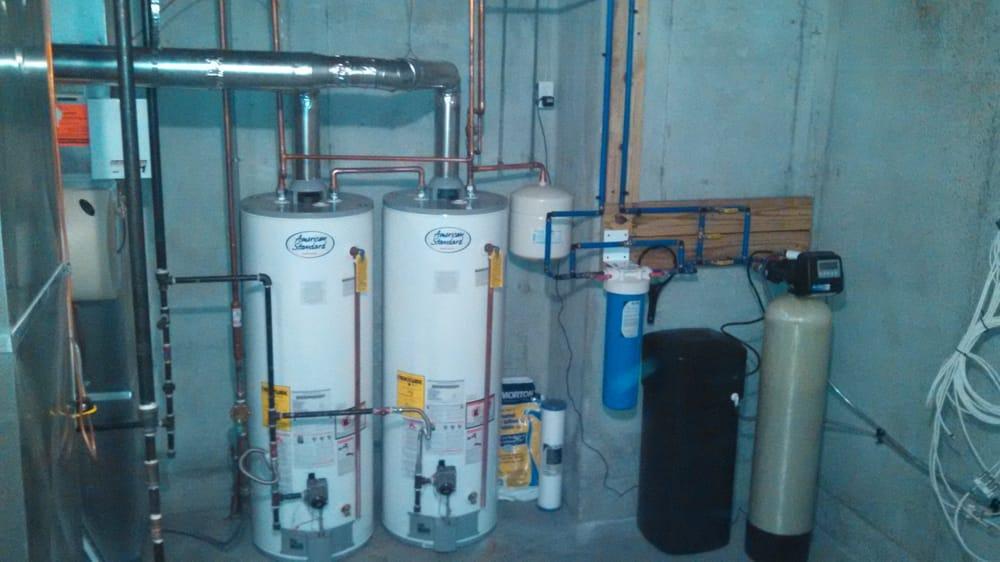New Pressure Regulator Whole House Sediment Water Filter