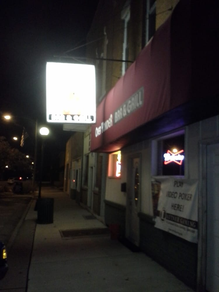 Over Yonder Bar & Grill: 124 W Saint Paul St, Spring Valley, IL