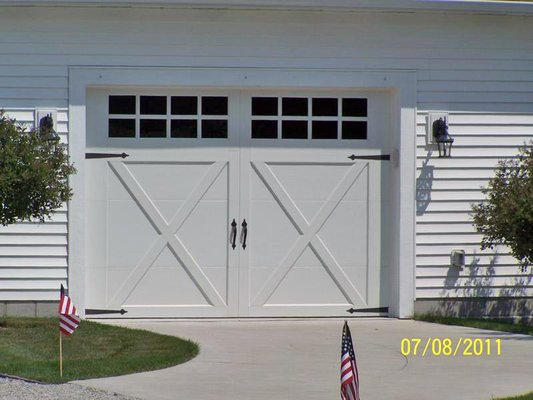 Attrayant Photo Of M U0026 R Garage Door U0026 Openers   Bay City, MI, United