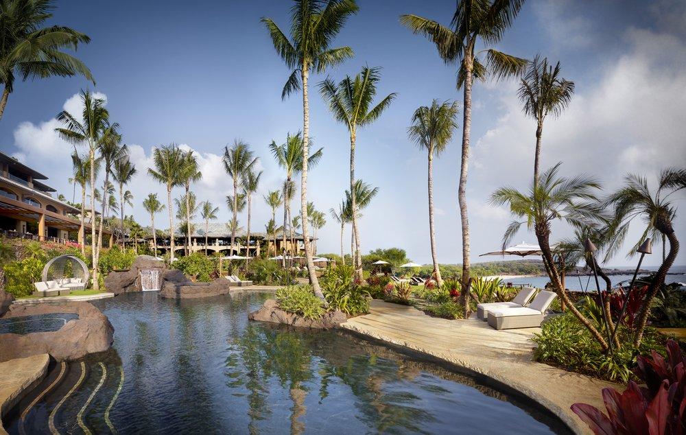hotel review reviews four seasons resort lanai city hawaii