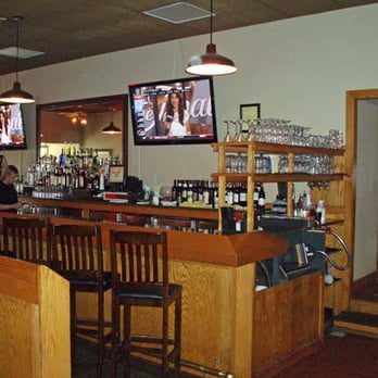 Photo Of Mangiamo Italian Grill Saline Mi United States Bar Tv