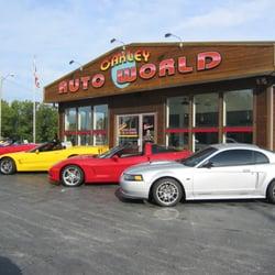 oakley auto world