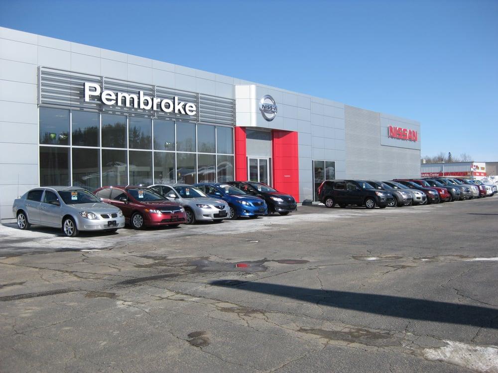 Pembroke Nissan Get Quote Car Dealers 1397 Pembroke