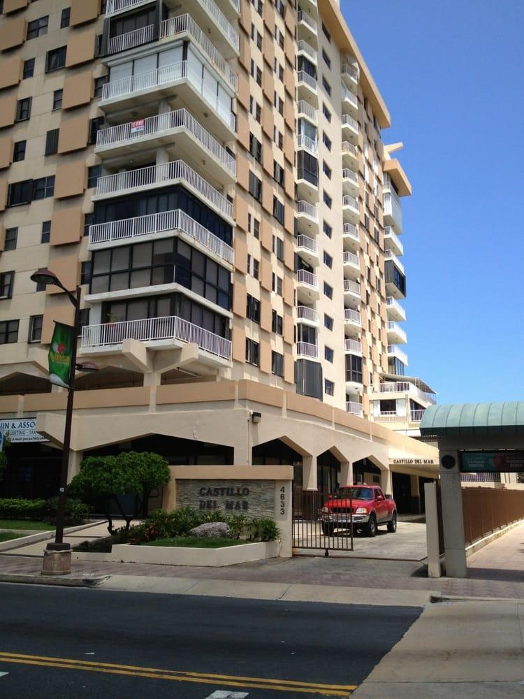 Castillo del mar appartements avenida isla verde 4633 for Armadi california porto rico